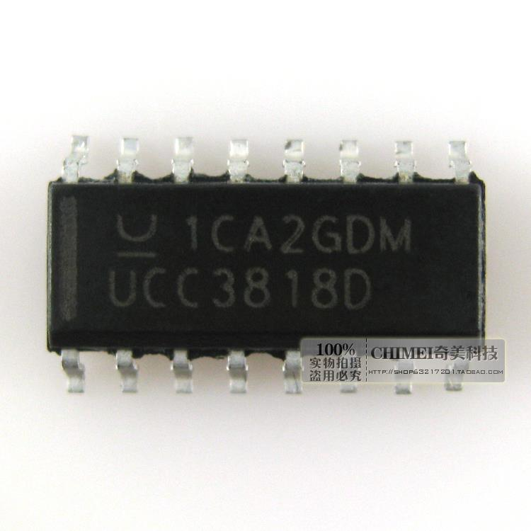 Free Delivery.UCC3818D preregulator IC IC electronic components parts