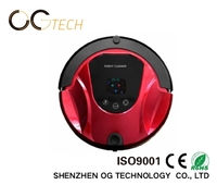 High quality long duration time top 10 robotic vacuum cleaners with best and low price