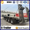 semi trailer axle,semi trailer landing gear,low bed semi trailer parts