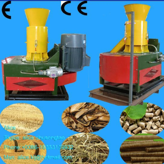 Small Capacity 400- 600kg/h Wood Pellet Press Macchine/ equipments for small business at home