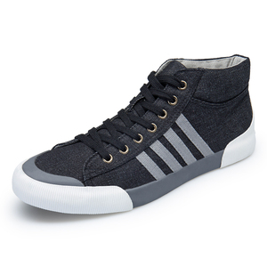 china latest stylish Breathable casual mens shoes canvas