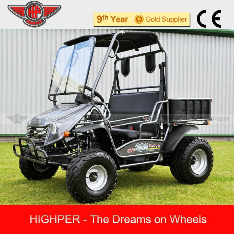 Chinese cheap150cc Side by Side Utility Vehicle with CE(UTV 200B)