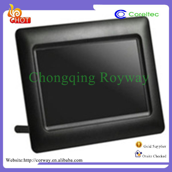 Factory Direct Supply Hgh Fidelity China Online Shopping Digital Frame Photo