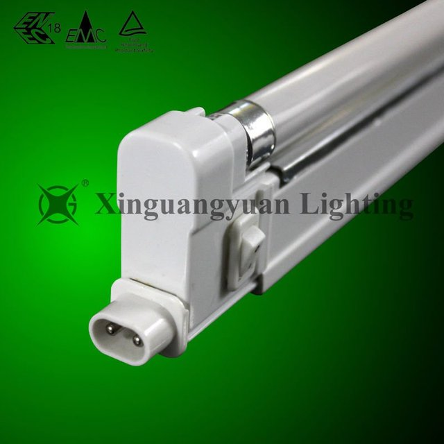 T4 T5 Fluorescent Light Fixture With Cover