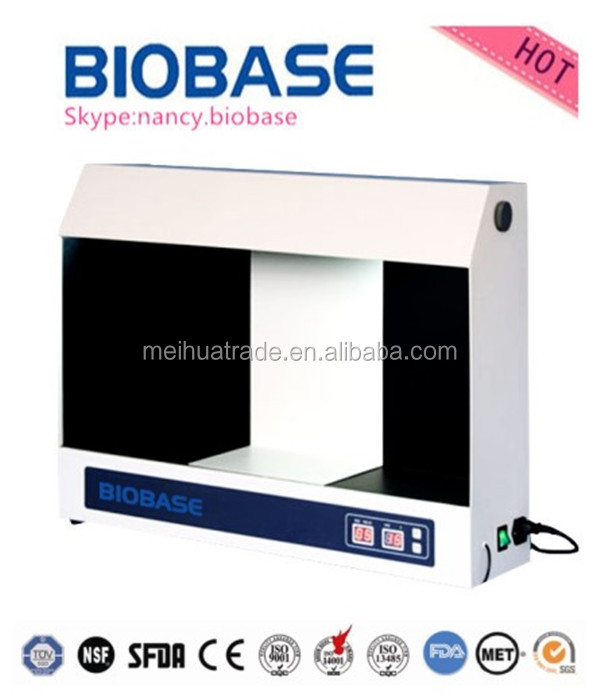 BIOBASE laboratory CE marked CT series injection and bottled medicine liquid Clarity Tester with cheap price