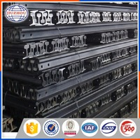 China Factory Best Price Rail Steel Used Rail Steel, Rail Track