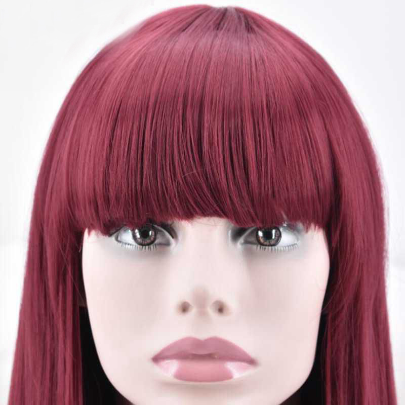 Factory direct \ % sale dark red red short lace front wig, red head bob wig 긴, 리안 red hair red color 인간의 hair u part wig