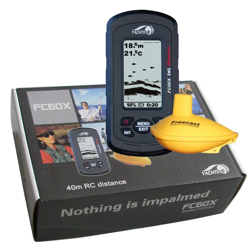 wireless fishfinder-fc60x - buy wireless fishfinder product on, Fish Finder