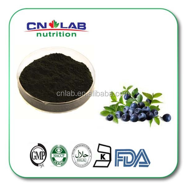 Hot Sale ! Chinese Bilberry Extract-For Health And Madical