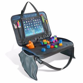 06e07c4436 2017 Oem Custom Logo Premium Messenger Bag Kids Car Seat Travel Tray ...