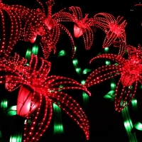 OAL6069 Float Water Lanterns LED Festival Lights