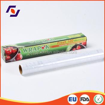 Wrapok Custom Made Food Grade Plastic Wrap - Buy Plastic Wrap,Food Grade  Plastic Wrap,Food Plastic Wrap Product on Alibaba com