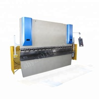 125T x 4000mm sheet metal bending machine