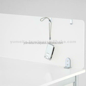 Japanese High-Quality Office Furniture Desk Screen Acrylic Wall Panel