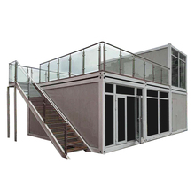 foldable container house duty office site office container