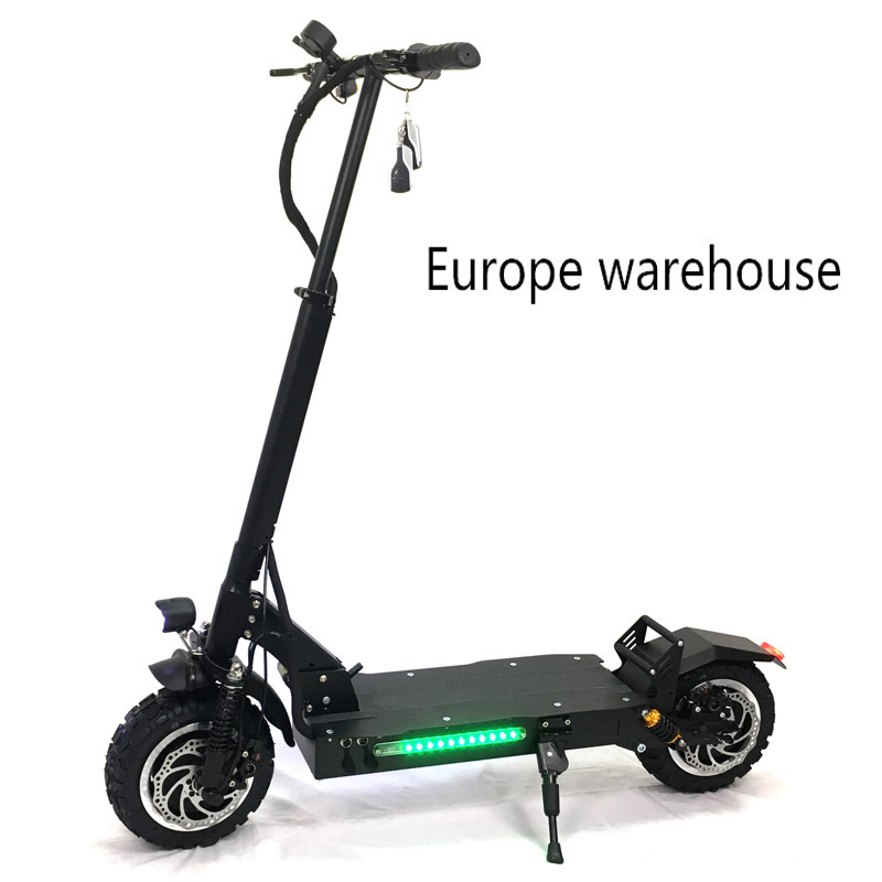 Alibaba.com / Europe warehouse scooter electric for entertainment and transportation tool 60 to 120kms per charge 3200W electric scooter Adult