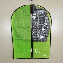 Wholesale High Quality Plastic PE Oxford Fabric Rolling Garment Cover Bag
