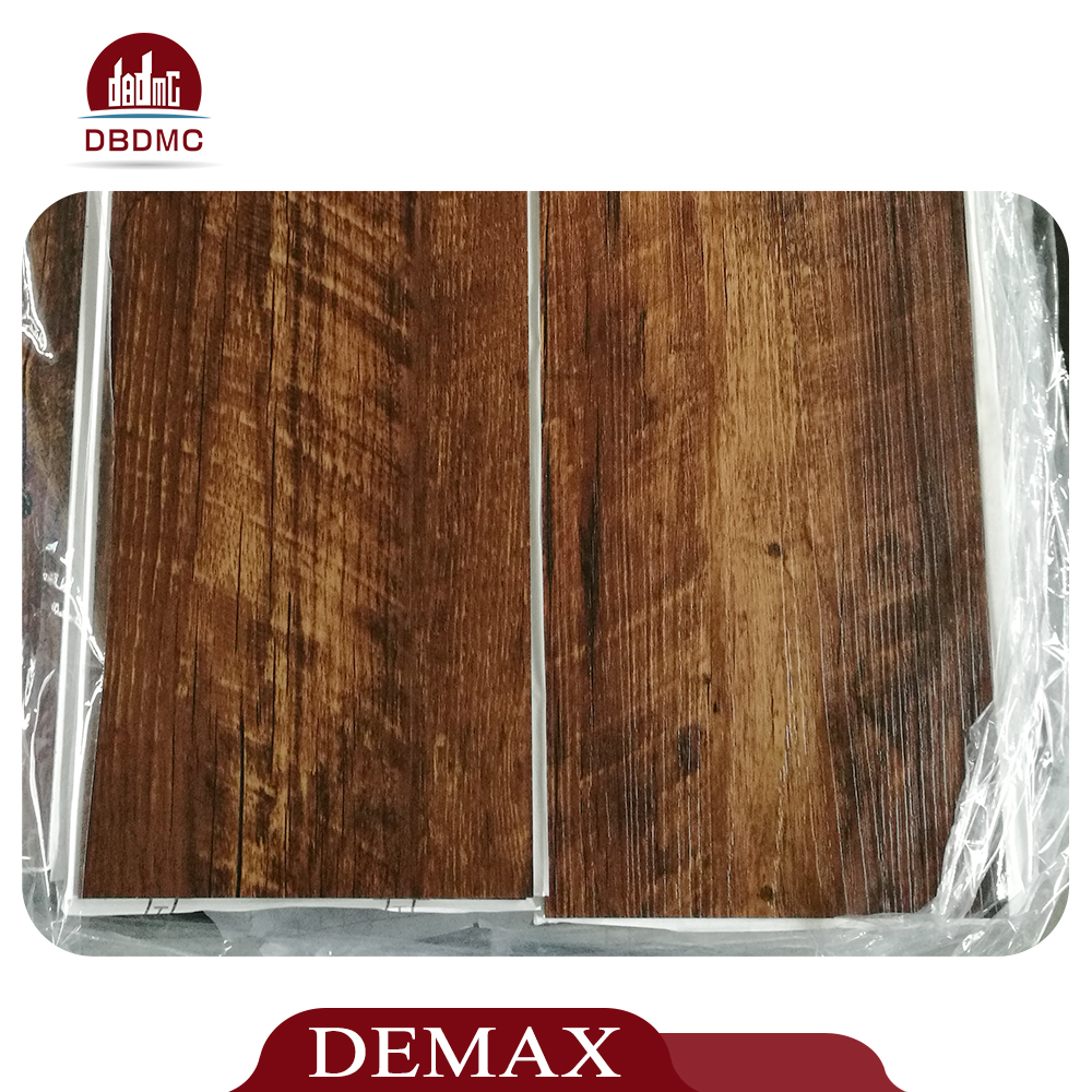 Wood Series Waterproof And Fireproof Vinyl Plank Flooring