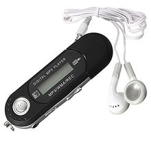 HL 8GB USB 2.0 Flash Drive LCD Mini MP3 Music Player w/ FM Radio Voice Recorder Mar24
