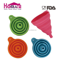Durable Development Funnel Steamer Colorful Kitchen Accessories