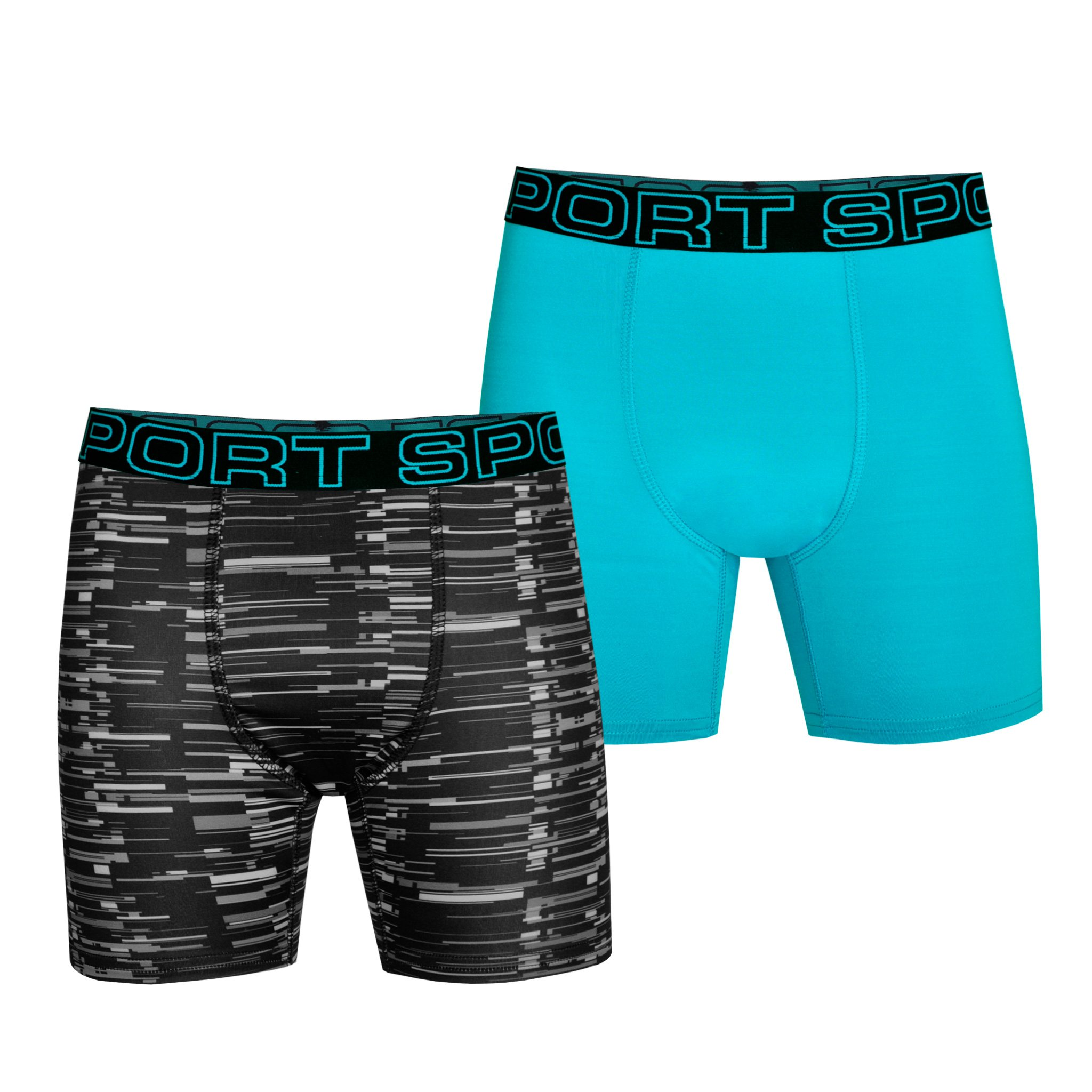 Watsons Boys 2 Pack Pro Sport Performance Underwear Multi X-Large