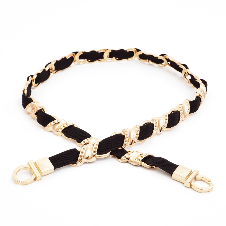 KDA8888 wholesale luxury elastic strech belt