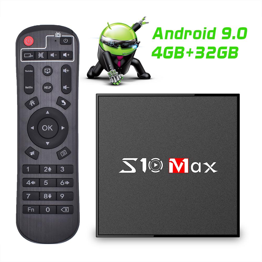 2019 New Hd 1080p Video 1gb 8gb Smart 7 Tvbox Firmware Update S905w