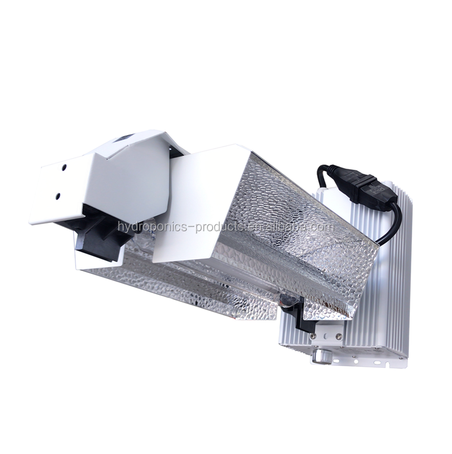 Factory direct supply 3 years warranty 1000w double ended dimmable hps grow light for hydroponic