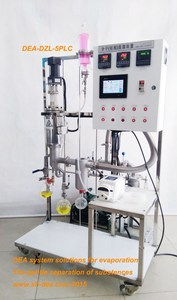 Molecular distillation equipment DZL-5