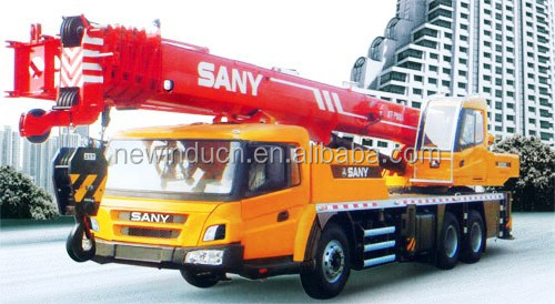 STC800S 80 ton lifting capacity truck crane stock sale