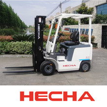 1.5 ton four-Wheel Electric Forklift
