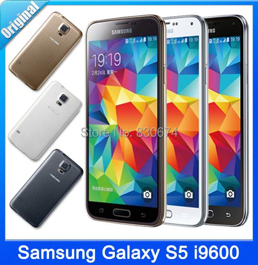 Original Unlocked Samsung Galaxy S5 I9600 LTE 16MP Camera Quad Core 2GB RAM  16GB ROM NFC 5 1″ Inch Cell Phones Free Shipping