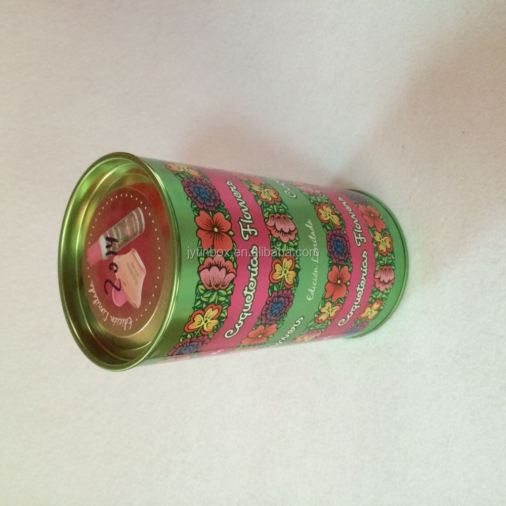 tin can packaging standard tin can sizes round box tinplate tin box