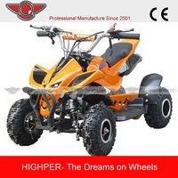2014 New 49cc Model mini atv , 4 wheel motorcycle for kids