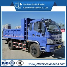 Foton 5ton tipper dump truck Europ IV, high quality best price