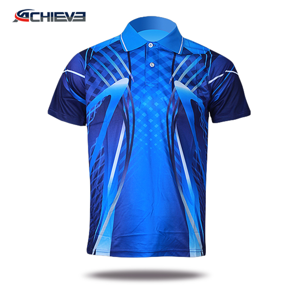 2018 New Cricket Jersey Pattern,Custom Design Cricket ...