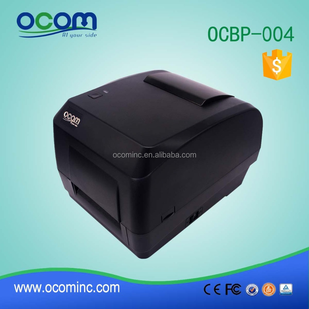 Thermal Transfer and direct thermal Bar Code Label Printer Ribbon, Paper Printing Machine (OCBP-004)