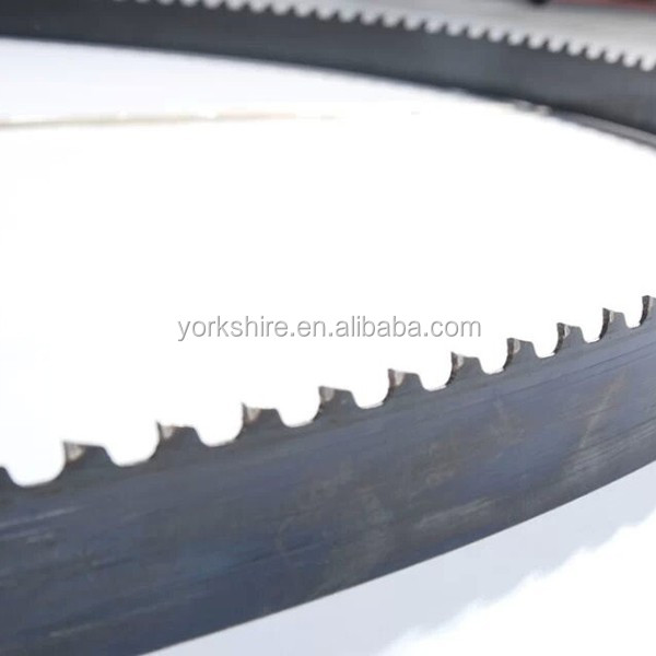 Carbide Tipped Band Saw Blades for cutting Metal band saw blade for cutting steel/stainless
