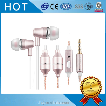 2017 new trending products innovative air tube earphone ibrain