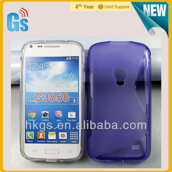 For Samsung Galaxy Beam 2 G3858 S Line Style Soft TPU Case Cover