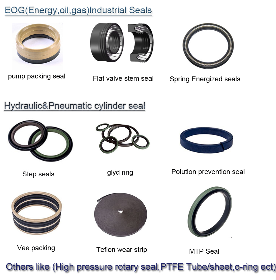 JST Produce Pneumatic seal and Hydraulic Seal With Competitive Price