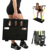Portable Gym Workout Package Set Body Bands Fold Up Workout Equipment