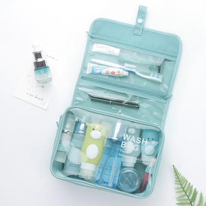Travel Waterproof Hanging Toiletry Bag