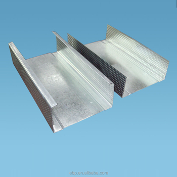 Omega Hat Metal Furring Channel Ceiling V Shaped Metal Channel Steel  Profiles - Buy Ceiling V Shaped Metal Channel Steel Profiles,Galvanized  Steel