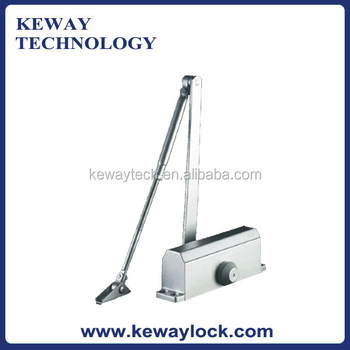 High Quality Door Closer With Automatic Hold Open Function