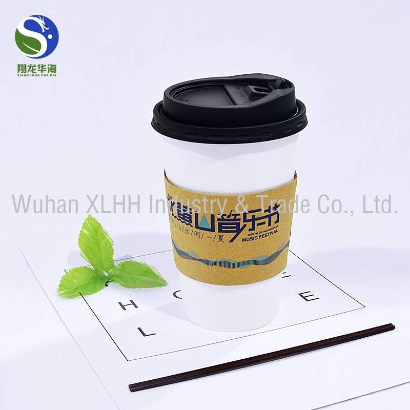 disposable Import Paper Cup With Sleeves From China