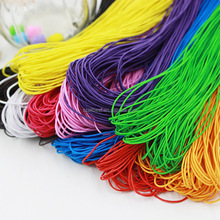 3mm green bungee string/bungee cord/elastic string