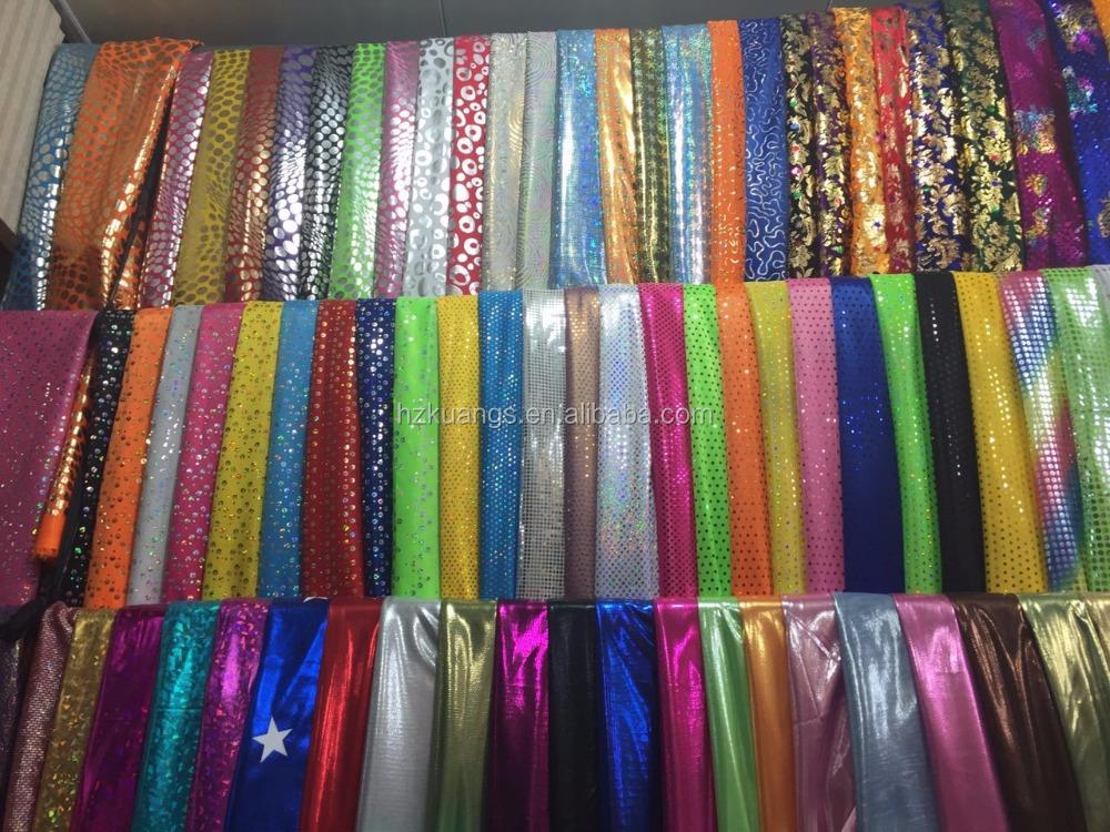 Lucido personalizzato foil stampa tessuto su costumi da bagno lycra 80 nylon 20 spandexfabric - Tessuto costumi da bagno ...