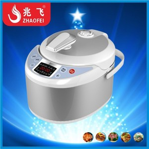NEW! Electric pressure cooker intelligent 220V 5L pressure cooker C1