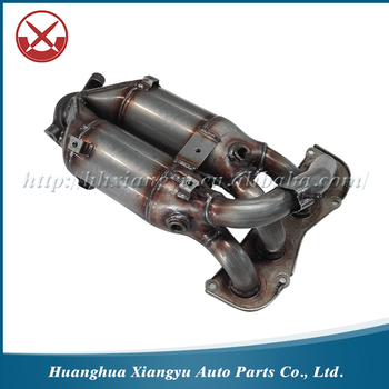 Factory Produced Guaranteed Quality Catalytic Converter